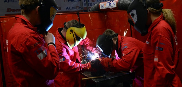 Great British Weld-Off is Looking for Bright Sparks in 2015