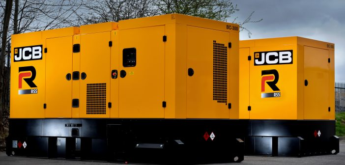 JCB GENERATOR BUSINESS POWERS AHEAD WITH HUGE RENTAL DEAL