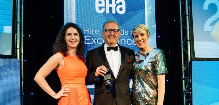 Morris Site Machinery celebrates award win success