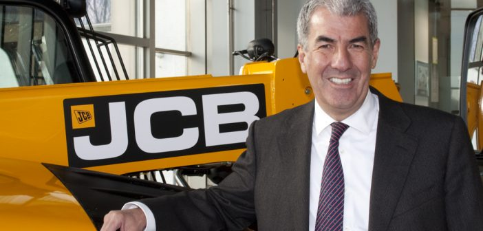 JCB's David Bell becomes first Honorary President of CEA