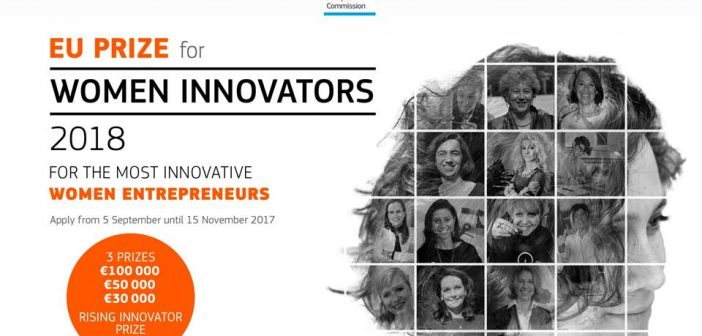 EU Prize for Women Innovators