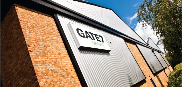 Gate 7 wins a Queen's Award for Enterprise for International Trade