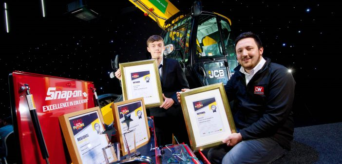 Construction Plant Industry's Most Promising Apprentices Recognised at Stars of the Future