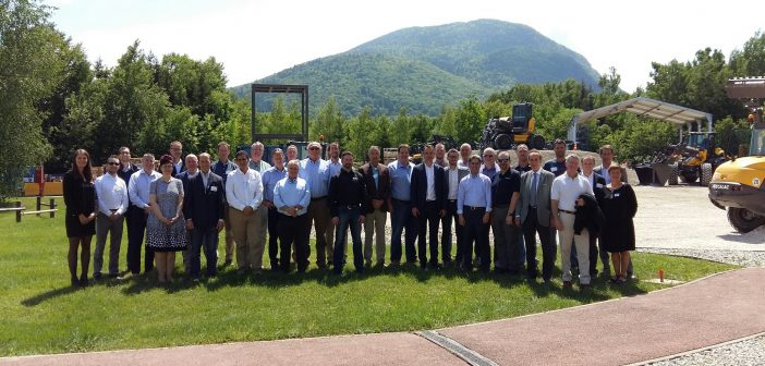 Mecalac intensifies its business development in the Americas