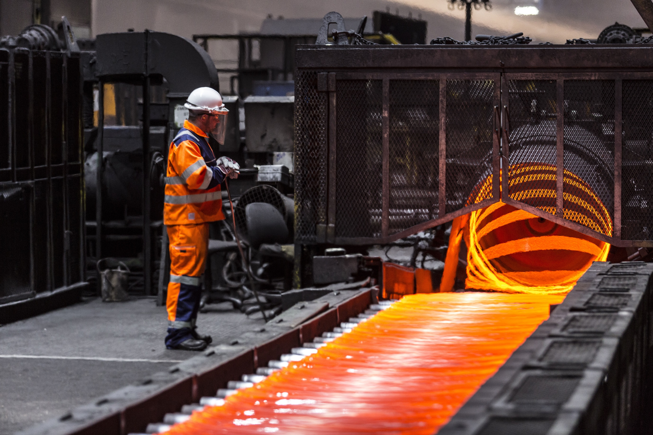 british steel reports strong q1 profit and announces 16350m