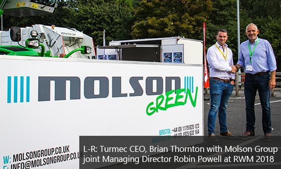 Molson and Turmec grow together