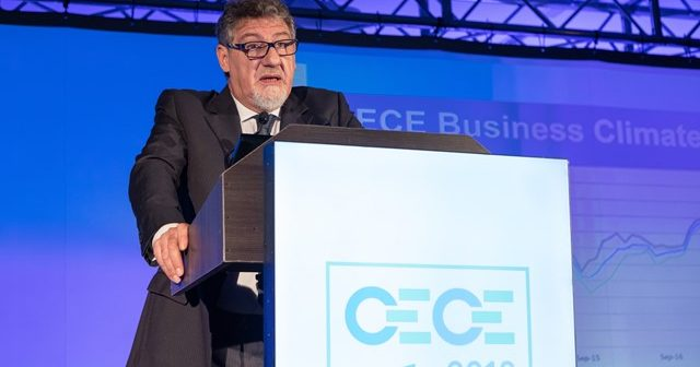European construction equipment industry gathers at CECE Congress in Rome in the midst of a positive business cycle