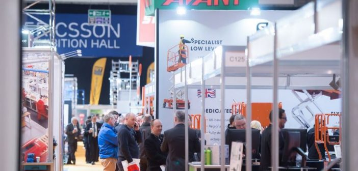 The Executive Hire Show 2019 is Ready for Business