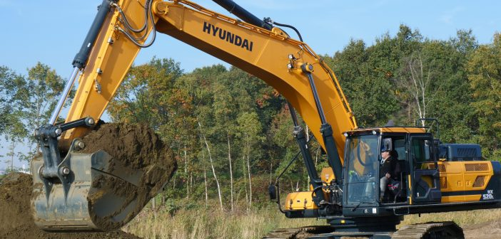 Hyundai appoints Agritrac Exports as new construction equipment dealer for Scotland