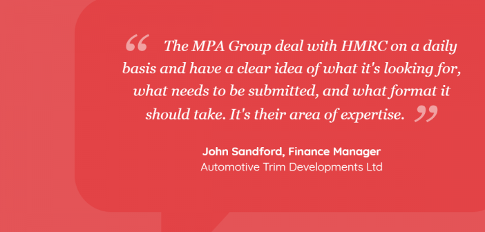 The MPA Group partner with CEA to offer advice on R&D tax relief