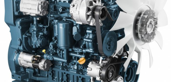 Kubota becomes first Japenese Winner of 'Diesel of the Year' with new engine