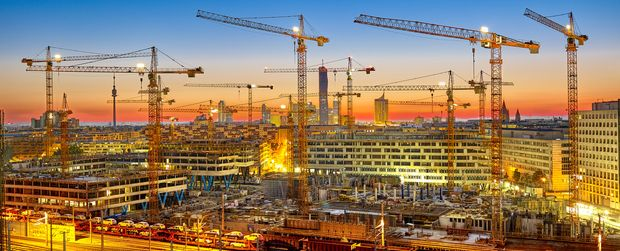 German construction machinery industry demands stable framework conditions in Europe