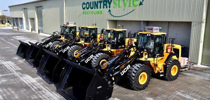Kent waste firm puts on the style with JCB order