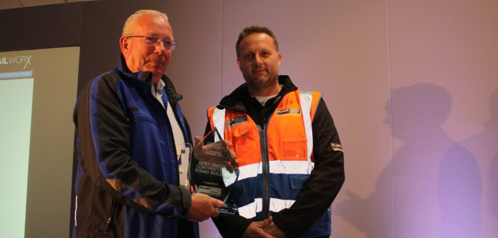 SMT GB wins Best Onsite Contractor at Plantworx