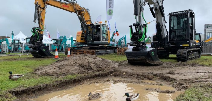 Highlights from day one and two at Plantworx!