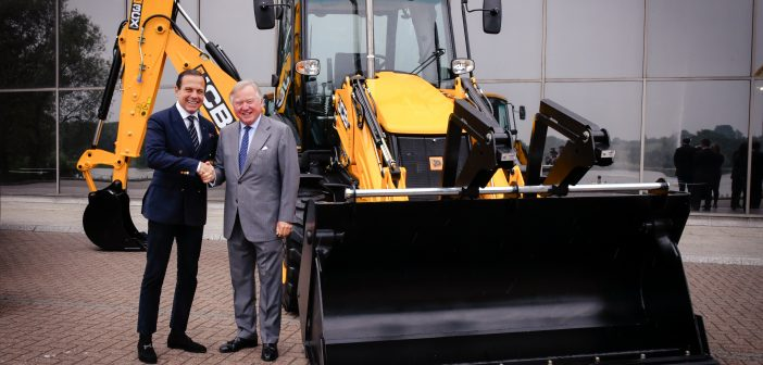 JCB Gears up for Growth with $25 Million Brazilian Investment