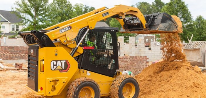 Caterpillar announces the release of 16 new Cat® D3 Series Skid Steer Loader (SSL) and Compact Track Loader (CTL) models