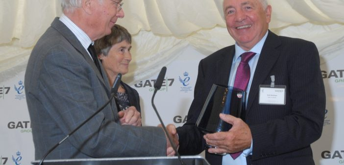 Gate 7 has won its second Queen's Award for Enterprise for International Trade
