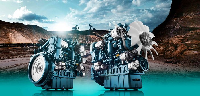 "Kubota to showcase its ""One source, Multiple Solutions"" engine range at Agritechnica"