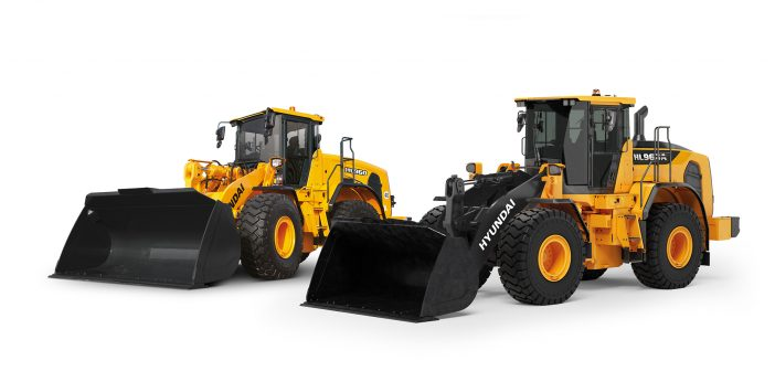 Hyundai Construction Equipment Europe (HCEE) reveals all-new look for A-series machines