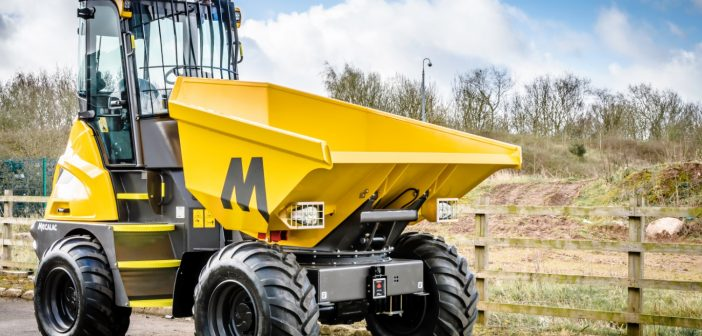 Bell Contracting invests in cabbed dumper models from Mecalac