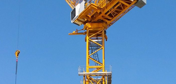 CPA's Tower Crane Interest Group Issues New Safety Alert