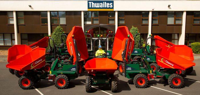Clancy Group in 21 fleet deal with Thwaites