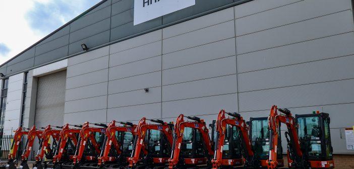 T & W Civil Engineering switch back to Hitachi