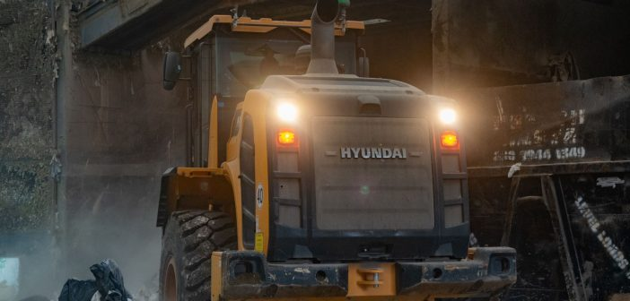 Waste not want not! New Hyundai investment for Reston Waste Management