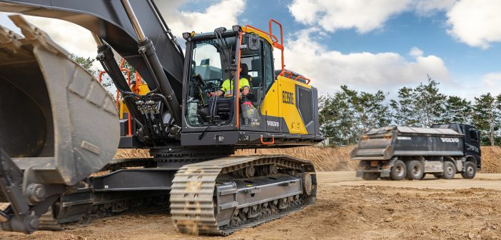 EC350E launch firmly establishes the 35t excavator segment