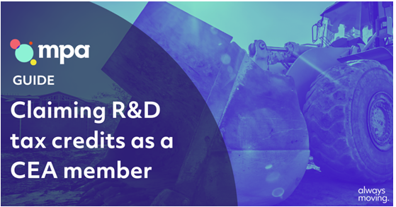 Advice on claiming tax relief on R&D activity