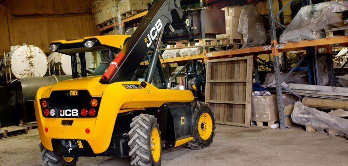 JCB Construction Telehandlers adopt latest Stage V technology