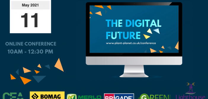 Plant Planet virtual conference – The Digital Future