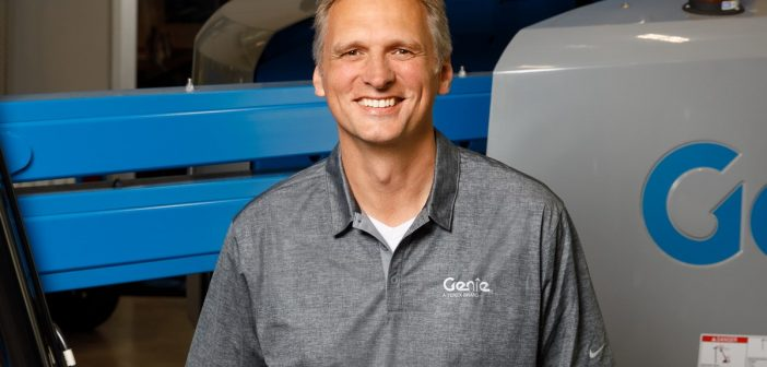 Simon A. Meester Named President of Genie