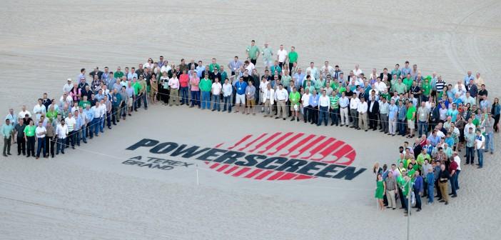 Powerscreen – celebrating 50-years of Power!