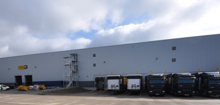 Finning Opens £8m National Distribution Centre To Support Growth Plans