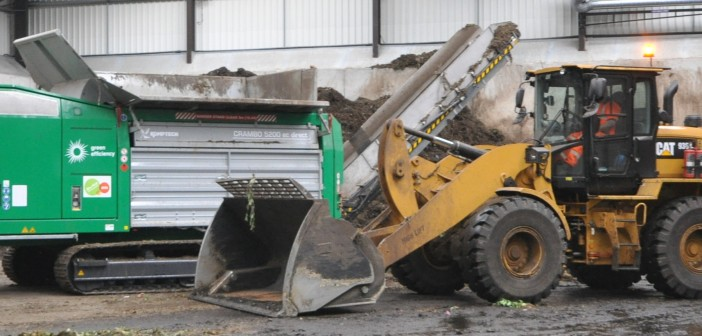 Finning Provides the Complete Solution for SITA UK and Derbyshire County Council