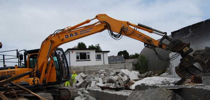 DRS Demolition invests almost £2million in Hyundai!