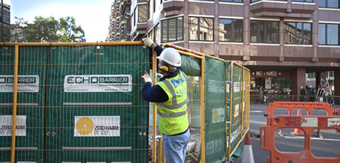 Echo Barrier Named Supplier Of The Year At Prestigious