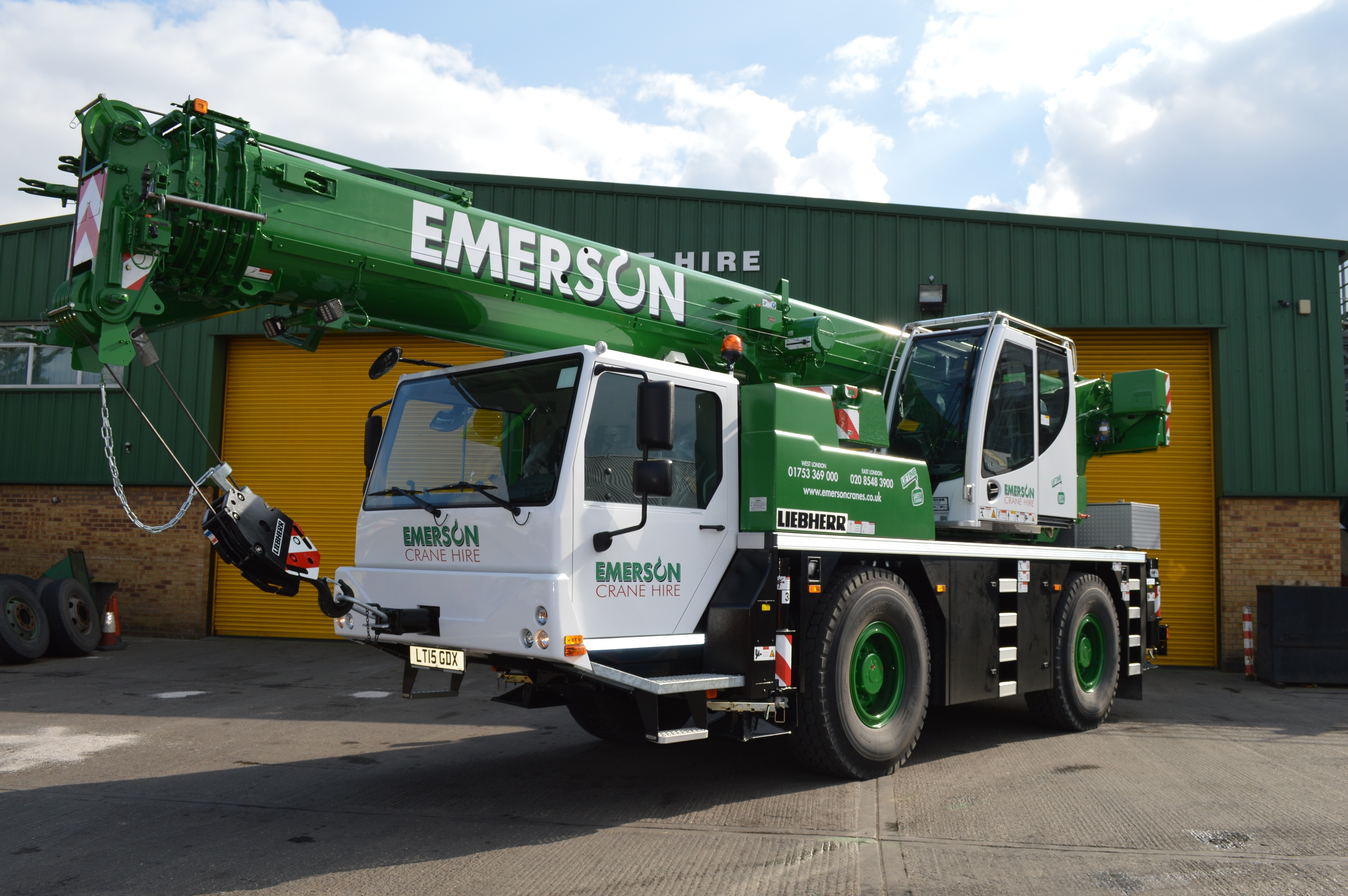 emerson machine