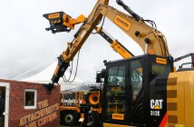 Hewden display breakers at Plantworx WEB