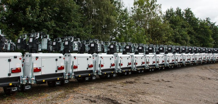 MORRIS SITE MACHINERY TOWERS AHEAD IN PARTNERSHIP WITH HEWDEN