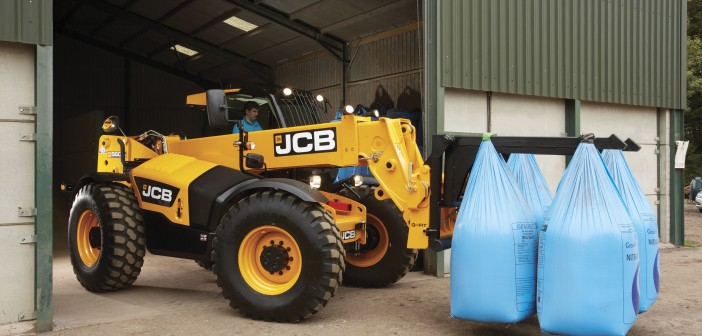 JCB Finance launches £60m fund to support Britain's farmers