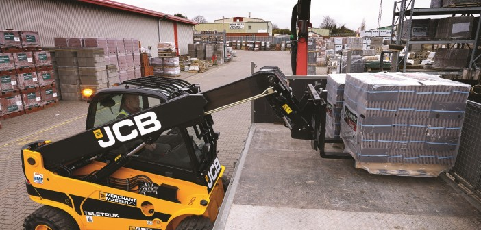 JCB INDUSTRIAL DELIVERS INDUSTRY SPECIFIC MERCHANT MASTER LINE