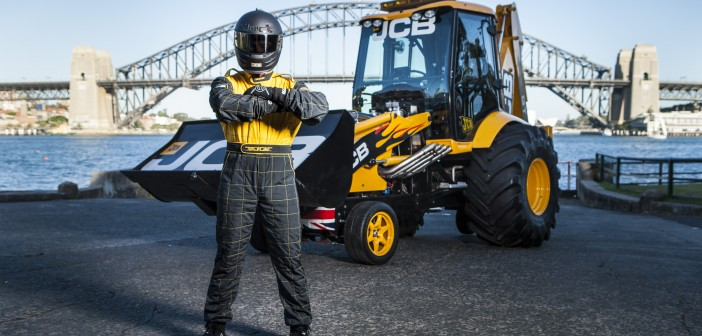 JCB GT CROWNED THE FASTEST DIGGER ON EARTH
