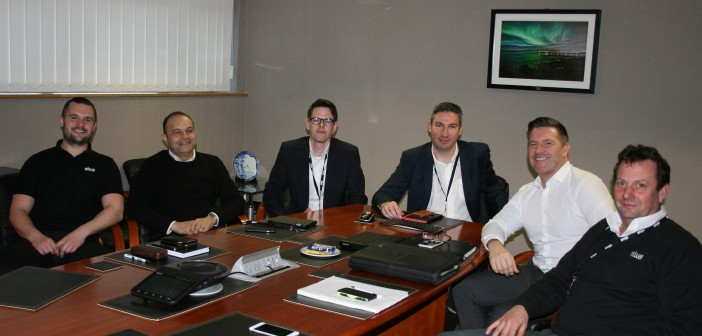 Miller Strengthens UK Sales Network