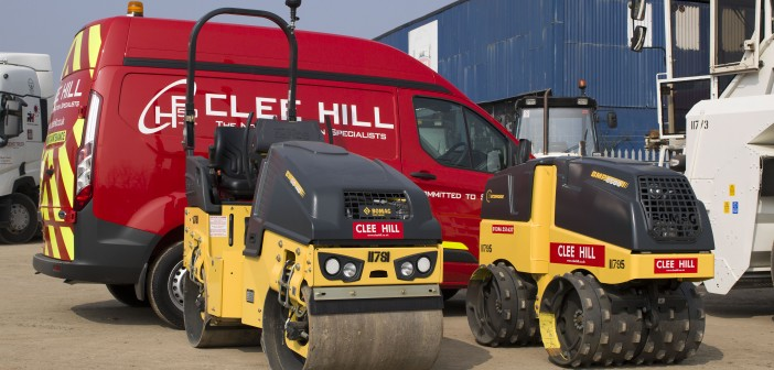 Clee Hill Plant Invest for the Future with BOMAG – See Clee Hill at Plantworx
