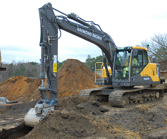 Raymond Brown Group invests in more Volvos - CEA: Construction Equipment Association
