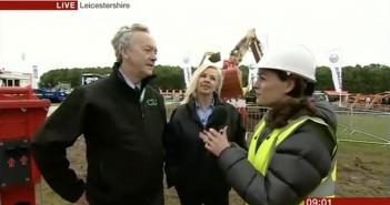 BBC Breakfast News - CEA Plantworx 2015