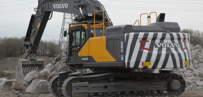 Another bespoke Volvo for Skillings Crushing Company